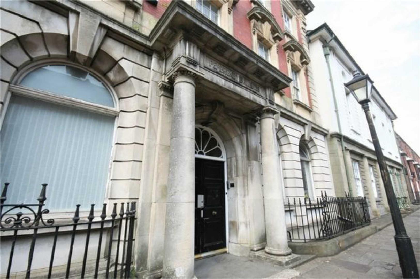 Pembroke Buildings, Cambrian Place, Marina, Swansea, SA1 1RL